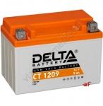 DELTA CT 1209 12V 9AH Стартерный Герметичный Свинцово Кислотный Аккумулятор Для Мототехники