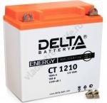 DELTA CT 1210 12V 10AH Стартерный Герметичный Свинцово Кислотный Аккумулятор Для Мототехники
