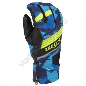 3438-005 Перчатки KLIM Powerxross Blue Glove