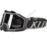 3901-000-000-005 Очки KLIM Viper Pro Snow Goggle Flatline Gray Smoke Polarized