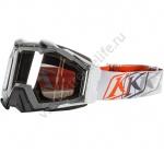 3901-000-000-010 Очки KLIM Viper Pro Snow Goggle K Corp Gray Smoke Silver Mirror