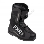 FXR Ботинки Backshift BOA Black/Char