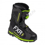FXR Ботинки Backshift BOA Black/Char/Hi Vis