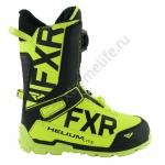 FXR Ботинки Helium Lite BOA Hi-Vis/Black