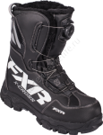 FXR Ботинки X-Cross BOA Black