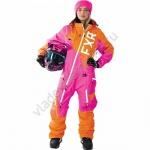FXR Женский Комбинезон легкий Ranger Instinct Fuchsia/Orange