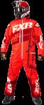 FXR Комбинезон легкий Boost Nuke Red/Maroon