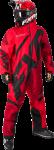 FXR Комбинезон легкий FXR CX Nuke Red/Maroon/Black