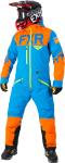 FXR Комбинезон легкий Helium Lite Tri-Lam Blue/Orange/Hi-Vis