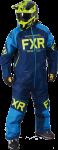FXR Комбинезон утепленный Clutch Navy/Blue/Hi-Vis