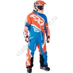 FXR Комбинезон утепленный CX Blue/Orange/White