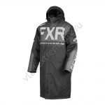 FXR Пальто Warm Up Black/Char