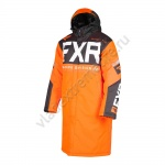 FXR Плащ Warm Up Orange/Black/White