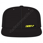 Бейсболка 509 Tri-Peak Flex-Fit унисекс Black F09006800-001