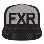 Бейсболка FXR Helium унисекс Black/Grey OS 201640-1005