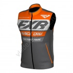 Жилет FXR Race Ready Char/Orange/Grey