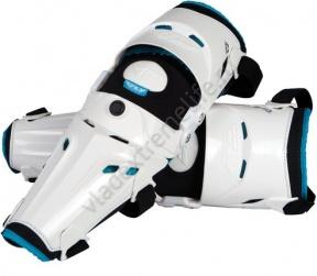 Защита Колена И Голени FLY Racing 5 Pivot Knee Guard (Белый)