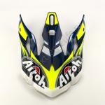 Козырек для Шлема Airoh Aviator 2.2 Restyle Yellow