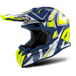 Козырек для Шлема Airoh Terminator Open Vision Shock Blue Gloss