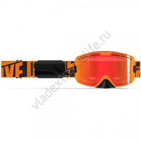 Очки с подогревом 509 Kingpin Ignite Particle Orange F02001400-000-401