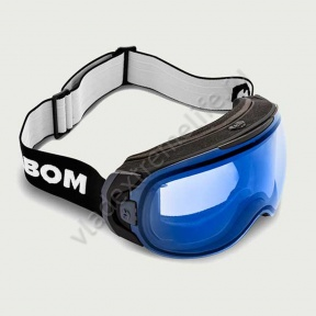Очки с подогревом ABOM ONE Deep Ocean Blue Mirror - VLT 50%