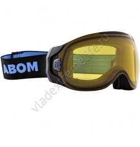 Очки с подогревом ABOM ONE Lumen Yellow - VLT 66%