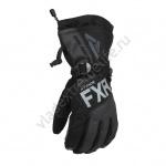 Перчатки FXR Attack Lite Black/Char 200812-1008