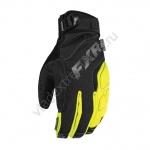 Перчатки FXR Attack Lite Black/Hi-Vis 200835-1065