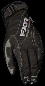 Перчатки FXR ATTACK LITE GLOVE (Мужской, S, Черный)