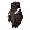 Перчатки FXR Attack легкие Black