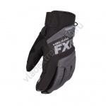 Перчатки FXR Helium Black/Char 200830-1008