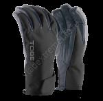 Перчатки TOBE Capto Undercuff Jet Black