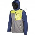 Флисовая кофта мужская с капюшоном KLIM Transition Hoodie