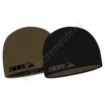 Шапка 509 Reversible двухсторонняя унисекс Black Olive F09002300-001