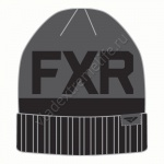 Шапка FXR Helium Детская Black/Charcoal OS 191608-1008