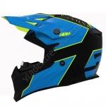Шлем 509 Tactical Hi-Vis Blue