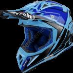 Шлем Airoh Aviator 2.2 CHECK Blue