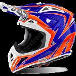 Шлем Airoh Aviator 2.2 Edge Blue Gloss