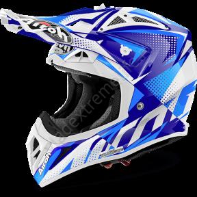 Шлем Airoh Aviator 2.2 Flash Blue (XL)