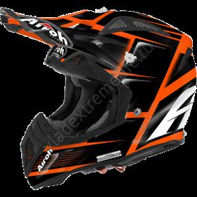 Шлем Airoh Aviator 2.2 Reflex (XL, Черно-лимонный)