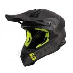 Шлем FXR Helium Carbon Race Div Black/Char/Hi Vis 200603-1008