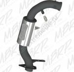 1320309 MBRP RACE Облегченный Глушитель Для Ski Doo Gen4 E-TEC 850