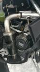 132-127 Карбоновый Глушитель Straightline Для Polaris Axys 800