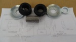 7041742 Ремкомплект Амортизатора Задней Подвески Для Polaris Widetrak LX