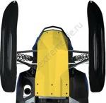 860200288 Защита Днища Полная Желтая Для Ski Doo REV-XP