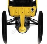 860200741 Защита Днища Extreme Желтая Для Ski Doo REV-XM