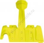 860201146 Защита Днища Extreme Ярко Желтая Для Ski Doo REV-XM