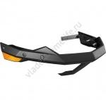 860201228 Передний Усиленный Бампер Черный XC Для Ski Doo Gen4
