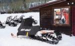 860201440 Чехол Транспортировочный Для Ski Doo Gen4