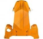860201442 Защита Днища Полная Оранжевая Для Ski Doo Gen4